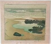 Sale 9058 - Lot 2029 - John Hall Thorpe (1874-1947) - Twilight frame: 51 x 41 cm