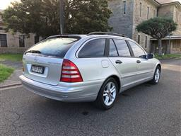 Sale 9157V - Lot 6 - 2001 Mercedes-Benz C200 Kompressor Classic