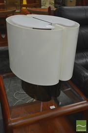 Sale 8326 - Lot 1056 - 1970s Acrylic Lamp