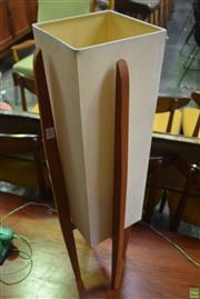 Sale 8550 - Lot 1097 - Rocket Lamp Shade