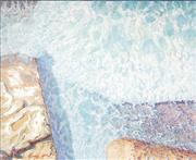 Sale 9055A - Lot 5039 - Simon Convy - Waverley Rocks & Water, 2003 102 x 122 cm
