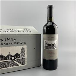 Sale 9173W - Lot 748 - 6x 1993 Wynns Coonawarra Estate Michael Shiraz, Coonawarra - original unopened box