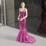 Sale 8336 - Lot 39 - Royal Doulton Figure Pretty Ladies Collection Natalie