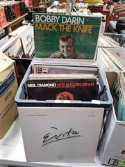 Sale 8587 - Lot 2039 - Box of Records