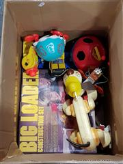 Sale 8817C - Lot 580 - Collection of Vintage Toys incl. Buzzy Bee