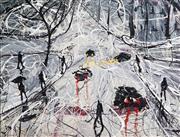 Sale 8938 - Lot 550 - Mark Hanham (1978 - ) - Cross Roads, 2005-2006 171 x 214 cm