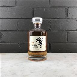 Sale 9089W - Lot 22 - Hibiki 17YO Blended Japanese Whisky - 43% ABV, 700ml