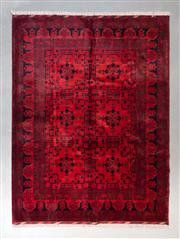 Sale 8493C - Lot 62 - Afghan Khal Mohamadi 296cm x 176cm