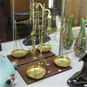 Sale 8379 - Lot 30 - W&T. Avery Brass Shop Scales