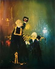 Sale 8492 - Lot 507 - David Boyd (1924 - 2011) - Untitled, 1988 64 x 54.5cm