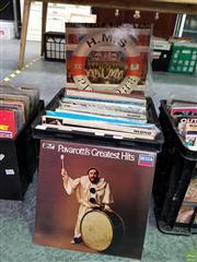Sale 8587 - Lot 2041 - Box of Records