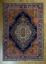 Sale 8717C - Lot 17 - Vintage Persian Saruki 300cm x 209cm