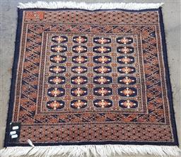 Sale 9157 - Lot 1081 - Pakistan Bokhara (70 x 70cm)
