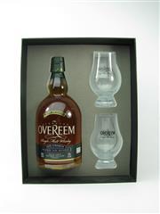 Sale 8329 - Lot 571 - 1x Old Hobart Distillery The Overeem Bourbon Cask Cask Strength Single Malt Tasmanian Whisky - cask no. OHD082, bottle no. 35/98,...