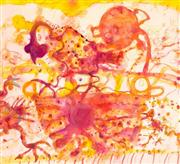 Sale 8336A - Lot 3 - John	Olsen - Coq au Vin 2010. Limited edition fine art reproduction Edition 23/40