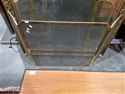Sale 8826 - Lot 1069 - Brass Fire Guard