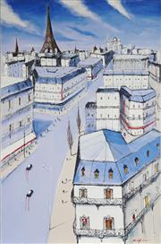 Sale 8938 - Lot 532 - Mark Hanham (1978 - ) - The Path 172.5 x 115 cm