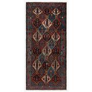 Sale 8971C - Lot 50 - Antique Persian Bakhtiari Rug, Circa 1940, 145x315cm, Handspun Wool