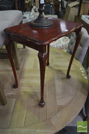 Sale 8390 - Lot 1493 - Small Sidetable