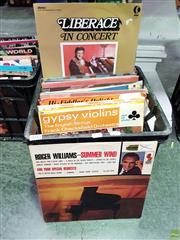 Sale 8587 - Lot 2043 - Box of Records