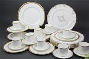 Sale 8635 - Lot 49 - Royal Doulton Plates, Cups And Saucers (2 Sets)
