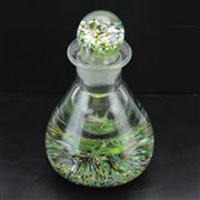 Sale 8413 - Lot 21 - Caithness Art Glass Perfume Bottle by Peter Holmes