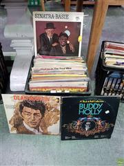 Sale 8587 - Lot 2044 - Box of Records