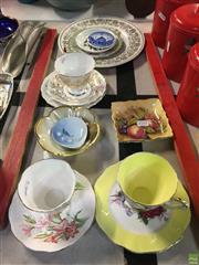 Sale 8622 - Lot 2195 - Group of Ceramics
