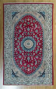 Sale 8717C - Lot 18 - Vintage Persian Tabas 306cm x 193cm