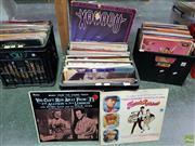 Sale 8587 - Lot 2045 - Box of Records