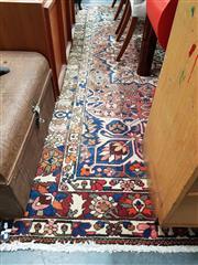 Sale 8834 - Lot 1030 - Red Tone Floor Rug (315 x 210cm)
