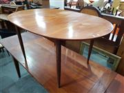 Sale 8868 - Lot 1573 - Retro Dining Table with Single Leaf