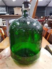 Sale 8934 - Lot 1090 - Large Glass Bottle