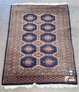 Sale 9154 - Lot 1056 - Pakistan Bokhara (90 x 110cm)