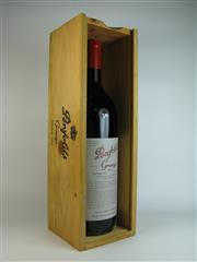 Sale 8340A - Lot 672 - 1x 1994 Penfolds Bin 95 Grange Shiraz, South Australia - 1500ml magnum in original timber box