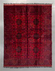 Sale 8493C - Lot 64 - Afghan Khal Mohamadi 200cm x 150cm