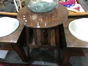 Sale 8893 - Lot 1052 - Art Deco Style Occasional Table