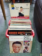 Sale 8587 - Lot 2047 - Box of Records