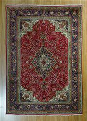 Sale 8717C - Lot 19 - Persian Tabriz 290cm x 195cm