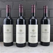 Sale 8911X - Lot 45 - 4x Nugan Estate Single Vineyard Series - 1x 2019 Manuka Grove Vineyard Durif, Riverina; 1x 2017 Alcira Vineyard Cabernet Sauvign...