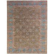 Sale 8971C - Lot 55 - Afghan Revival Kandahar Carpet, Tabriz Design, Finely Knotted, 300x395cm, Handspun Ghazni Wool