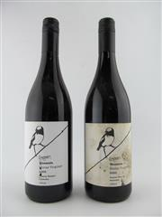 Sale 8398A - Lot 851 - 2x 2005 Logan Wines Weemala Shiraz Viognier, Central Ranges - stained labels