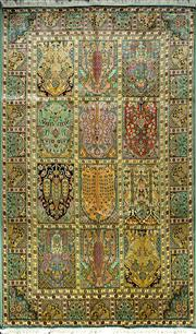 Sale 8335C - Lot 46 - Kashmiri Silk 260cm x 150cm