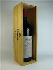 Sale 8340A - Lot 675 - 1x 1996 Penfolds Bin 95 Grange Shiraz, South Australia - 1500ml magnum in original timber box