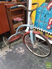 Sale 8435 - Lot 1090 - Vintage Tricycle
