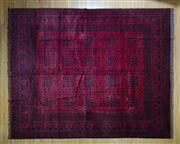 Sale 8372C - Lot 6 - An Afghan Khal Mohammadi, 382 x 308cm