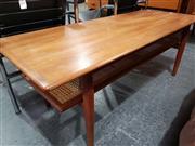 Sale 8705 - Lot 1057 - G Plan Teak Nest of Tables