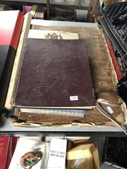 Sale 8819 - Lot 2369 - Royal Scrapbook, Queen Elizabeths Coronation Book, 1937 Official Souvenir Programme & The Queen Mother: A Special Photographic...