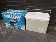Sale 8962 - Lot 1086 - Retro Willow Esky