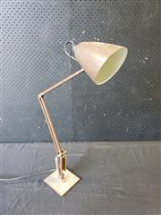 Sale 9034 - Lot 1054 - Brown Planet Lamp